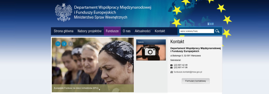 Schengen konkurs dotacje dla firm